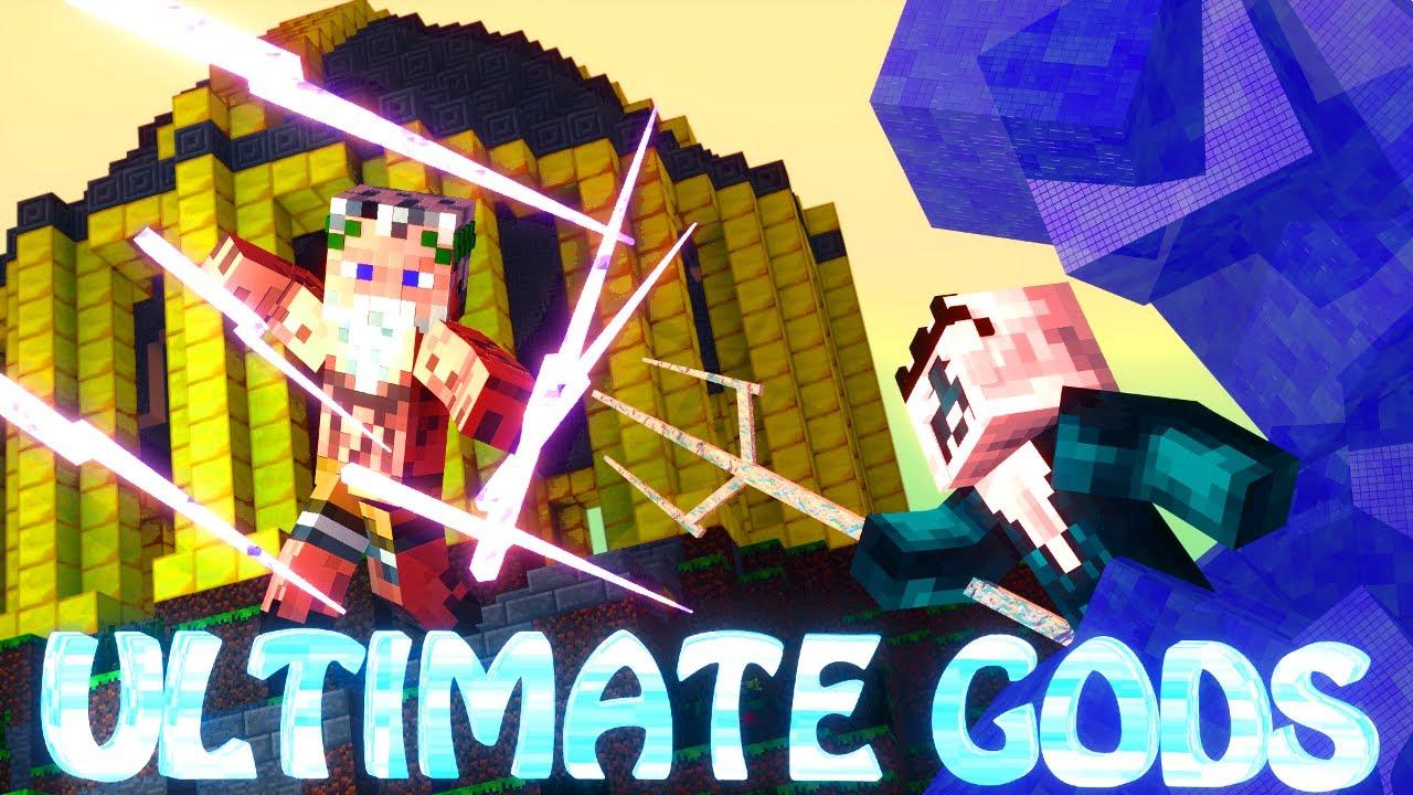 minecraft greek gods mod showcase zeus mod poseidon mod