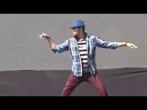 Main Deewana Hoon Dance  || GENERO 16' || ABES Engineering College