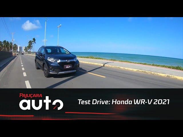 Test Drive: Honda WR-V 2021