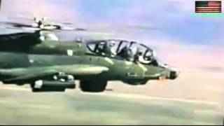 Lockheed AH-56 Cheyenne Attack Helicopter - US Army