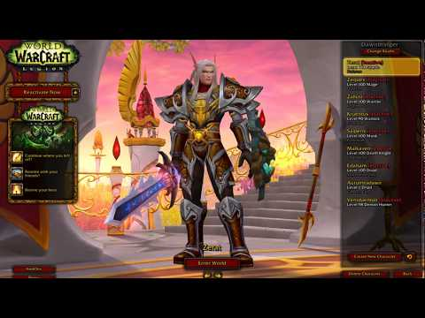 Beginners Guide To Race/Class Choices For World Of Warcraft