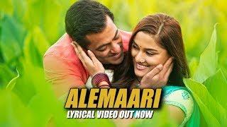 Alemaari Lyrical Dabangg 3 Kannada Salman Khan Sonakshi S Saiee M Salman Ali Muskaan