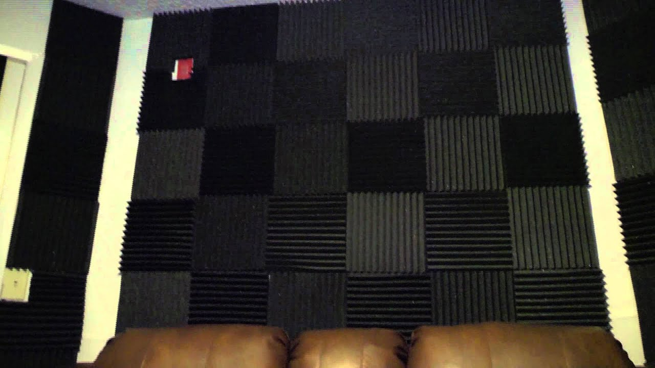 Soundproof Room Youtube