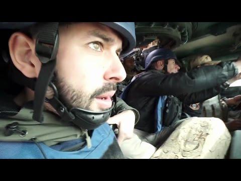 Le Grand JD, un youtuber suisse en Irak