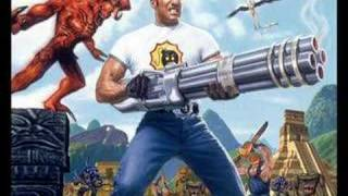 -{Fight 2-Serious Sam the Second Encounter Music}-