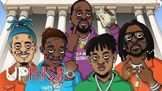 Lil Pump, Lil Uzi Vert, Desto Dubb, Smokepurpp & 03 Greedo - Bank Teller