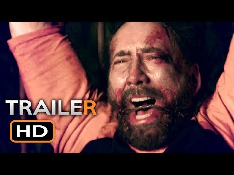Marc 'The Cope' Coppola - Nicolas Cage Channels Heavy Metal in Mandy? Yes!