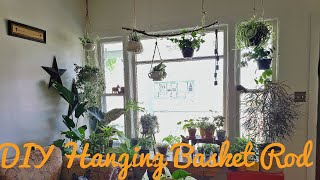 DIY Instagram/Pinterest Inspired Plant Hangers