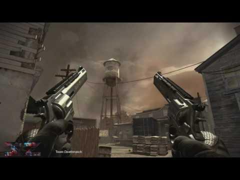 COD Ghosts Gun Sync #6 - Paper Planes