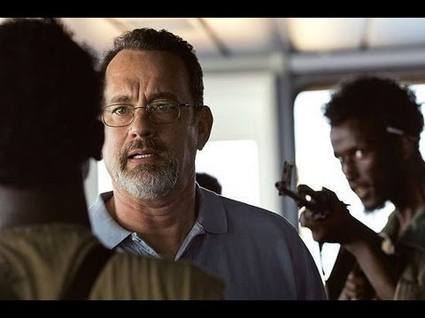 Captain Phillips (Starring Tom Hanks) Movie Review