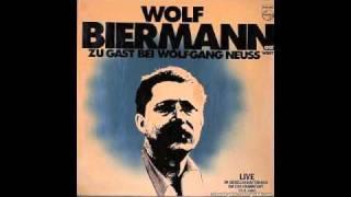 Wolf Biermann - Kleinstadt-Sonntag