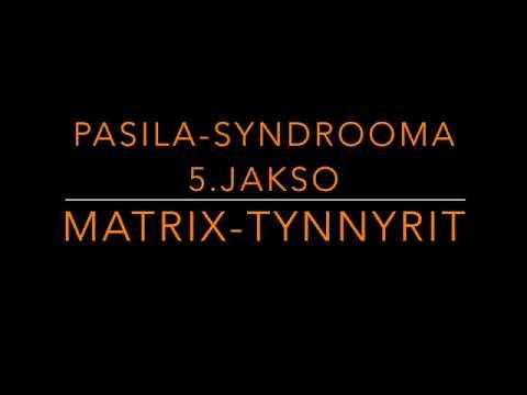 Pasila Syndrooma