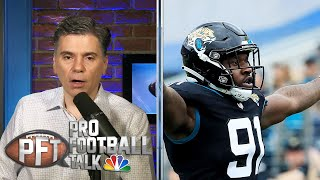 Will the Jaguars find a trade partner to move Yannick Ngakoue? | Pro Football Talk | NBC Sports