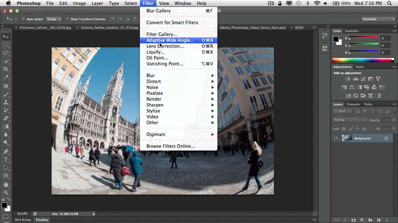 how to make thumbnails with photoshop cs4 extended