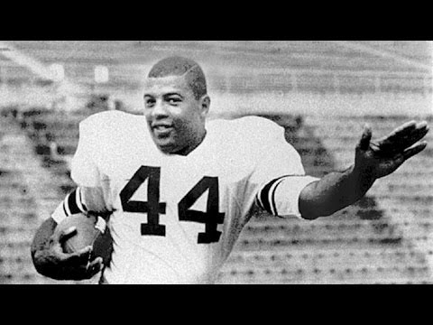 Ernie Davis: Syracuse University top sports figures of all time