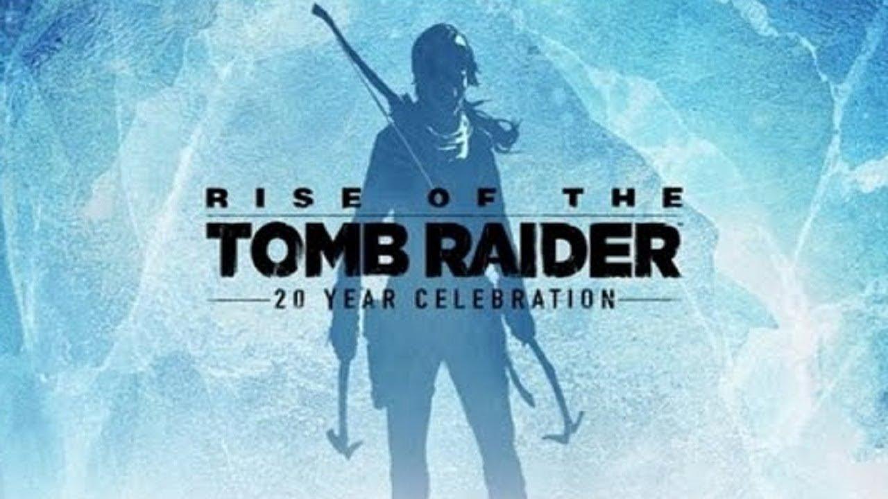 tomb raider 20 year celebration ps4 vr