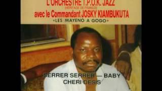 Baby (Josky Kiambukuta) - T.P.O.K. Jazz 1991