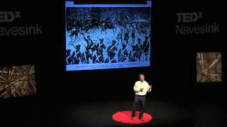 Jonathan Mercantini: Divided NJ from the Battle of Trenton at TEDxNavesink