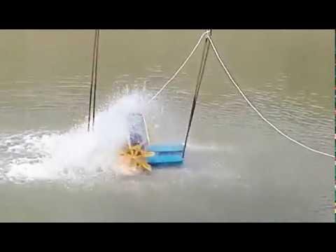 AquaBangla Paddle Wheel Aerator  Aerator  Aquabangla