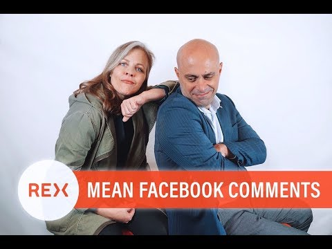 REX Agents Read Mean Comments