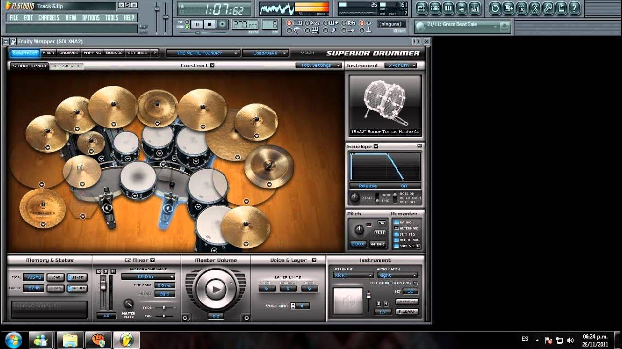 fl studio kit