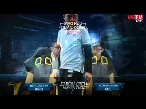 [GHQĐ - HN] Chung kết: KING vs ACE - 2/2/2016