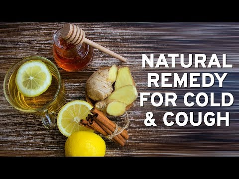 Natural Treatment For Cold And Cough | Easy Home Remedy | Ef