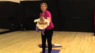 Baby yoga  Swings - all Generations Yoga & Pilates