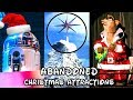 Yesterworld: 7 Abandoned Disneyland Christmas Attractions, Overlays & Events (Disney Christmas)