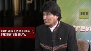 """Video Evo Morales a RT: """"EE.UU. trata de dividir y dominar a los gobiernos de América Latina"""" download MP3, 3GP, MP4, WEBM, AVI, FLV November 2017"""