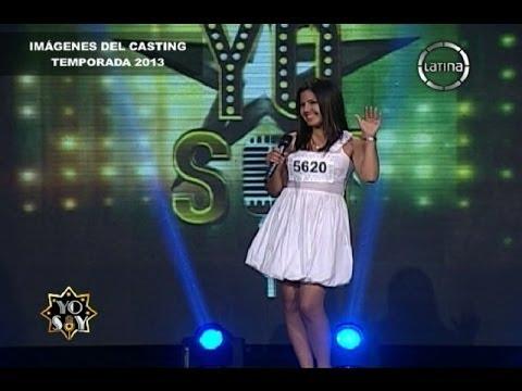 Estrella De Corazón Serrano Estuvo En Casting De Yo Soy En Chiclayo