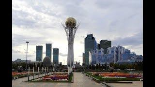Astana the city of expo