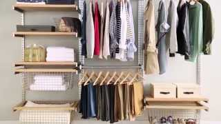 Closet Storage Made Personal By West Elm