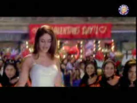 sanjana i love you - kareena kapoor, hrithik roshan