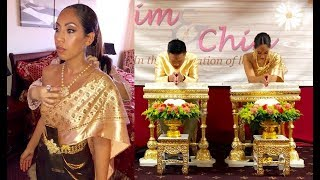 My Traditional THAI Wedding - Timothy DeLaGhetto & Chia