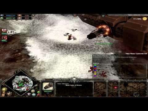 DOW Winter Assault HD Walkthrough Part 39: Chaos Unleashed Final/Credits |