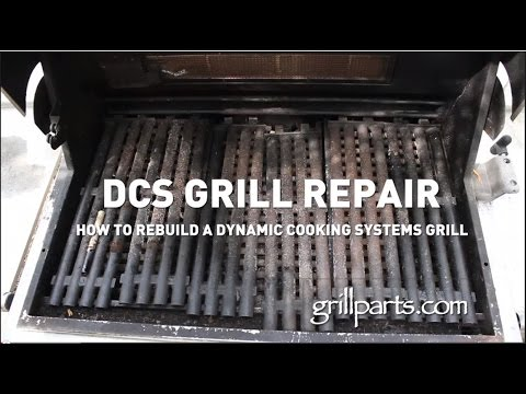 Dcs Grill Repair How To Youtube