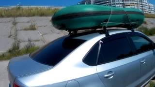 Тест - драйв багажника и ВИД на МИЛЛИОН! Проверка на прочность.