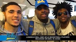 What's going to happen to LiAngelo Ball and the other arrested UCLA players?