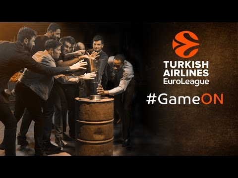 Euroleague's Sixteen: On a mission to capture the trophy #GameON