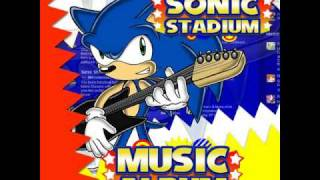 2-02: Alien/Renegade - Burning Ghetto [Red Hot Skull] [The Sonic Stadium Music Album 2011]