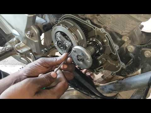 Cbz xtreme centrifugal oil filter and oil strainer cleanin