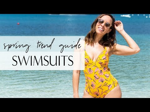 SWIMSUIT Trends I Summer Trend Guide