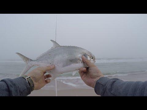 The Secret To Pompano Fishing!