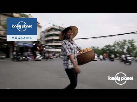 The frenetic traffic of Hanoi, Vietnam - Lonely Planet travel videos