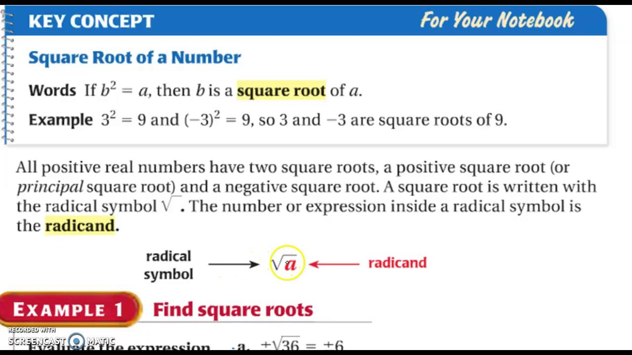 27 Real Number System Examples Youtube