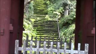 ☆10外国人観光客への鎌倉古寺一番おすすめは「妙法寺」ー京都の「苔寺」より上③