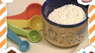Diy Powdered Sugar, Icing Sugar & Confectioners Sugar For Baking, Icing & Decorating Desserts