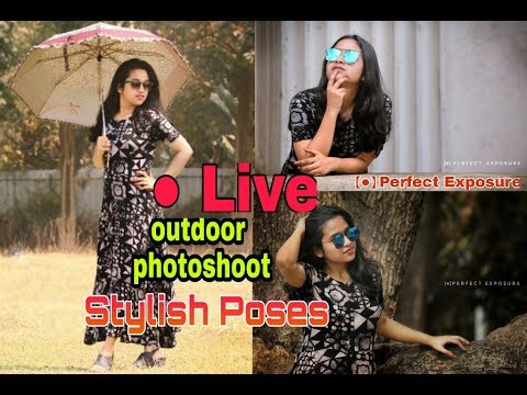 best-stylish-poses-for-girl-||-best-way-to-pose-like-a-model-for-girls-||-female-outdoor-photoshoot