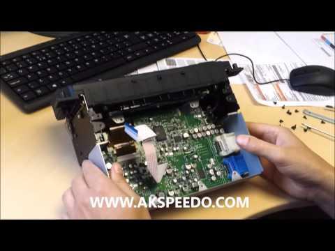 BMW E46 E39 Satellite Navigation LCD Screen Replacement Pixel Repair